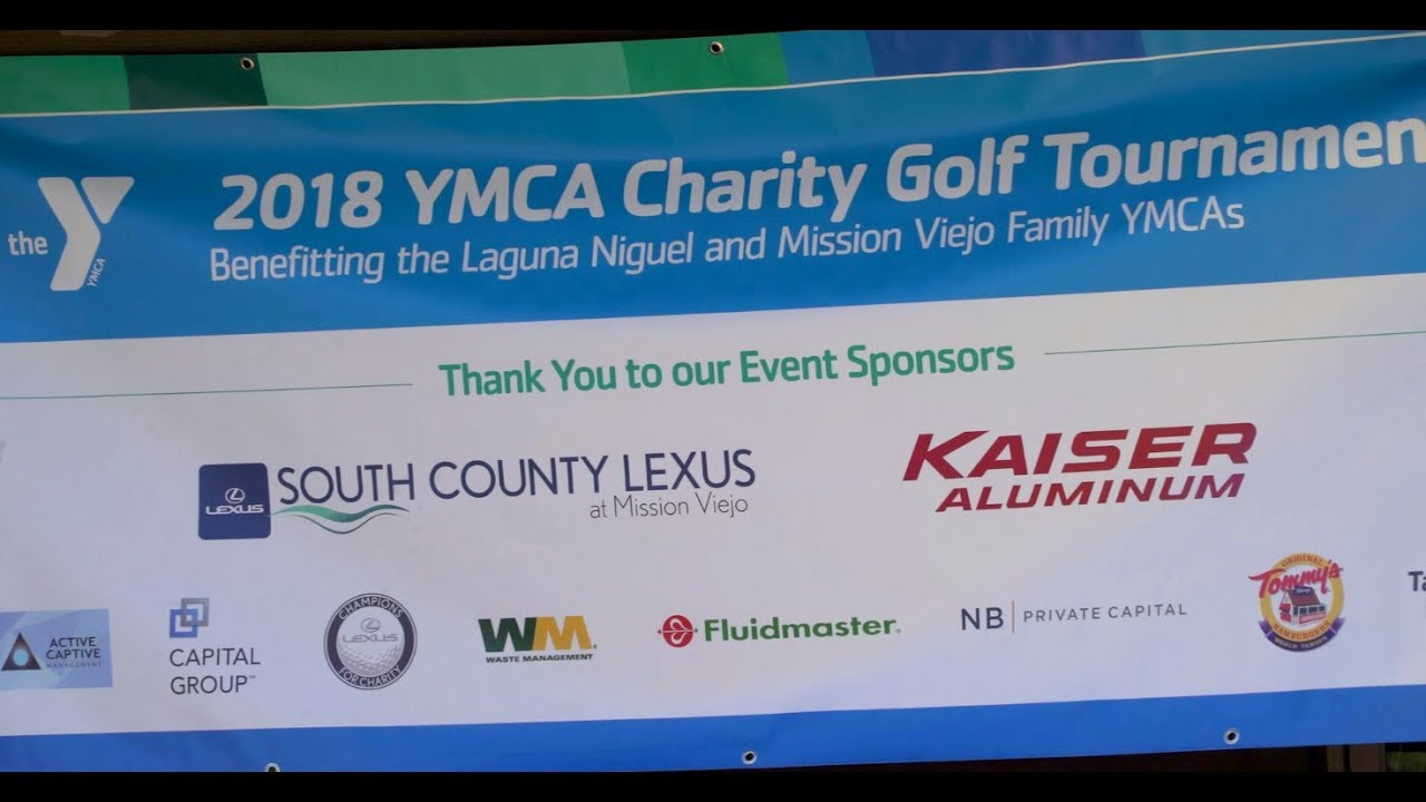 Charity Events - YMCA of Orange County