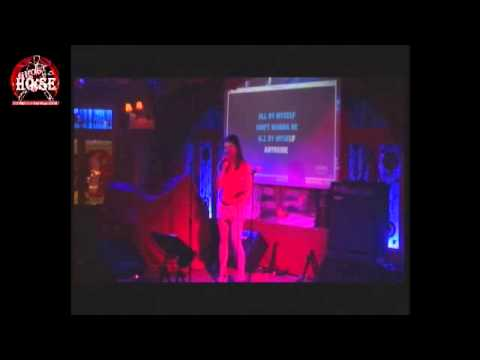 karaoke ghost 44  5 6 15 all by myself maria perfect