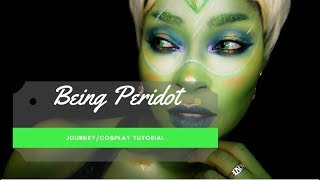 HeirofGlee: Peridots Alien Foundation