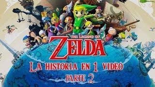 The Legend of Zelda La Historia en un Video (PARTE 2)