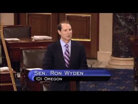 Ron Wyden Warning before Snowden came out with the Truth