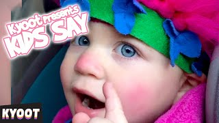 Kids Say The Darndest Things 99 | Funny Videos | Cute Funny Moments
