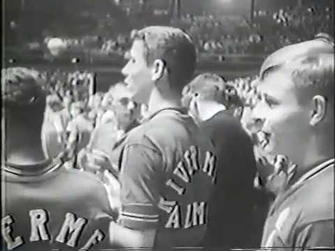 1966 Alma, Wisconsin, Basketball Team