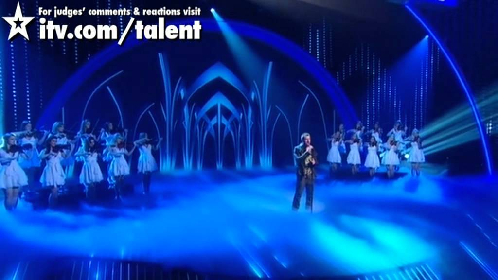 Britain's Got Talent winner Jai McDowell in tears Simon