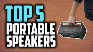 Best Portable Speakers in 2019 | Enjoy Music Wherever You Are