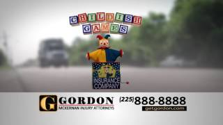 Insurance Playing Games after Your Car Wreck? | Gordon McKernan Injury Attorneys