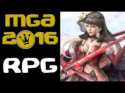 Best Android RPG Game - Mobile Game Awards 2016