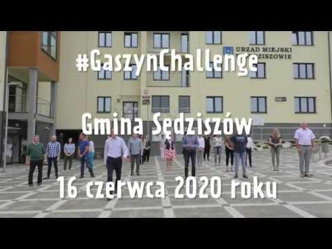 #GaszynChallenge dla małej Zosi! - Gmina Sędziszów