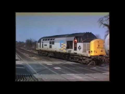 Class 37 action in March 1993