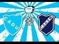CADU Vs San Martin (B) - Fecha 32 - EN VIVO - El CADU Online