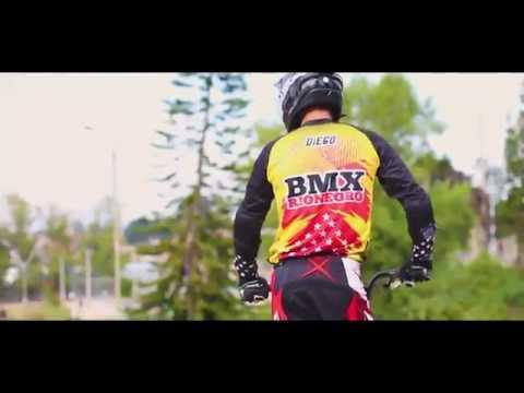 Mi día sobre ruedas - Diego Franco (Club BMX Rionegro)