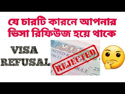 Visa Refusal 4 Reason