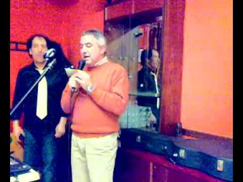 """salmarshall. Parma 20022010033.mp4 cena tra amici con karaoke """"La voce del silenzio""""."""