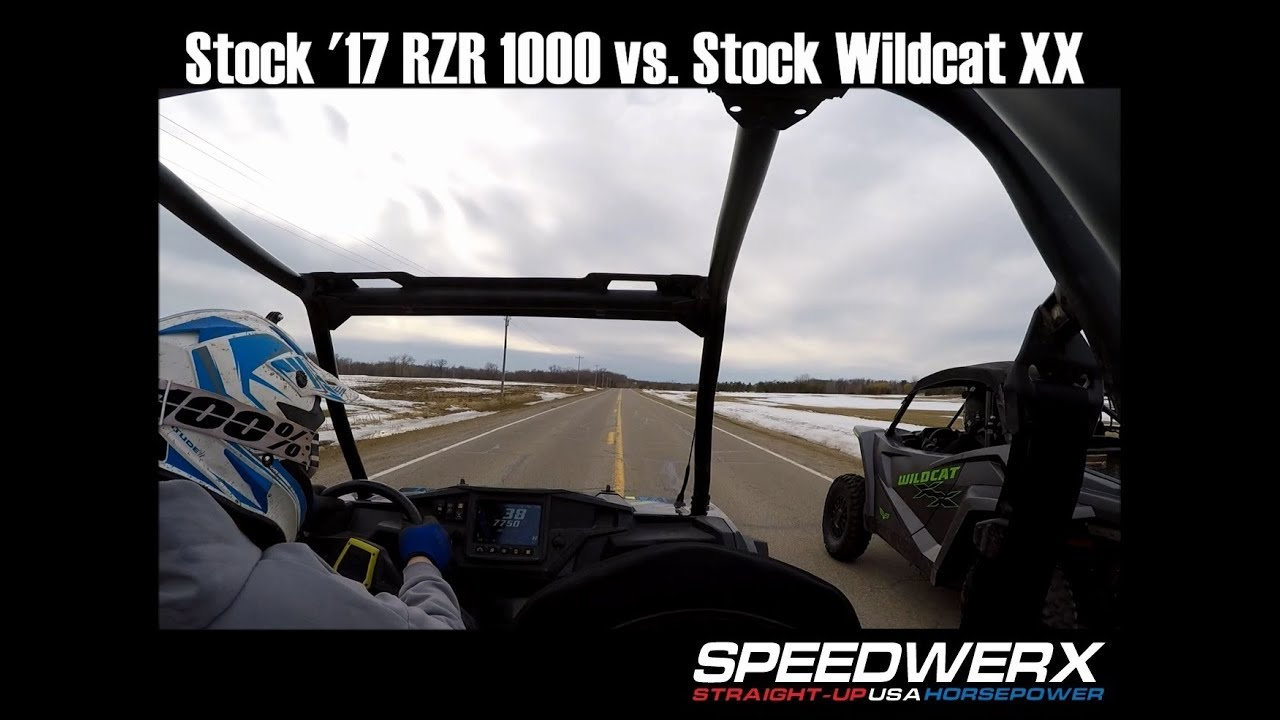 2018-2019 Wildcat XX / Wildcat 4XX Performance Products
