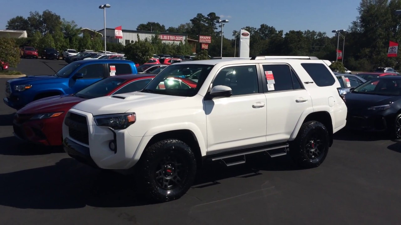 tommy 39 s 2018 toyota 4runner trd pro by gerald youtube. Black Bedroom Furniture Sets. Home Design Ideas