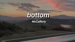 Bottom - Mccafferty/lyrics
