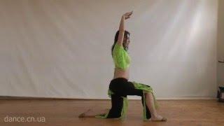 """Lessons Belly Lila Dance School Урок Восточный Связка на полу """"Змеи"""" под счет Лила Чернигов танцы"""