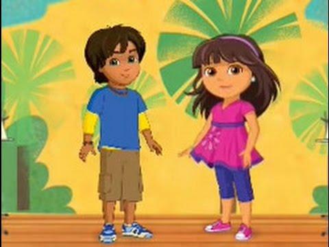 Dora y sus amigos días de conciertos juego video - YouTube