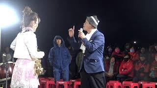 품바 가을이 - 관중을 매료시킨 색소폰 연주 & 노래 (2016,영호남김치문화축제공연)