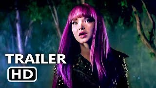 DESCENDANTS 3 Official Trailer (2017) Disney Teen Movie HD