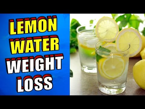 Lemon Water Detox Drink Health Benefits For Weight Loss Skin