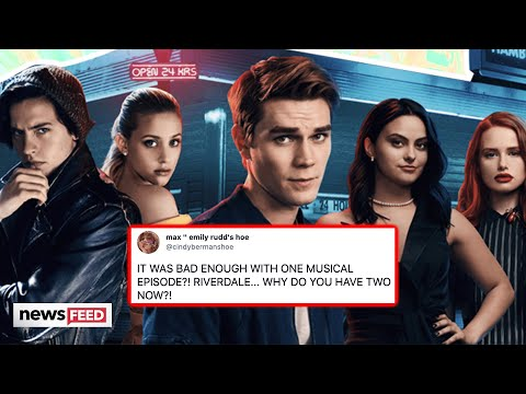 'Riverdale' Fans ANGRY Over Upcoming 2nd Musical Episode