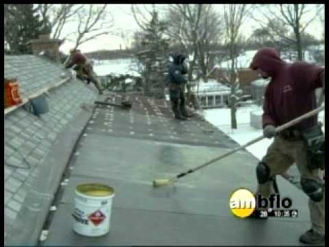 Roof Repairs, Skylight Repairs, Solar Panel Installation Buffalo - Ivy Lea Construction