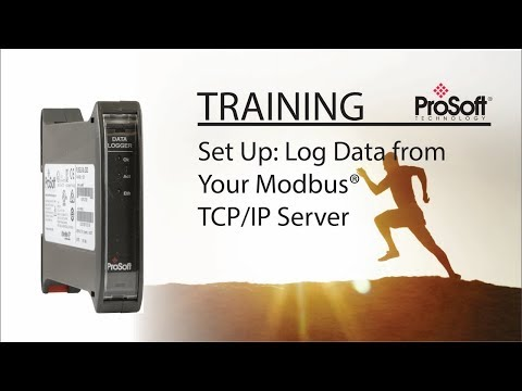 Set Up: Log Data from Your Modbus® TCP/IP Server - YouTube