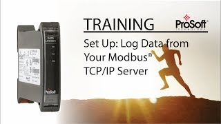 Set Up: Log Data from Your Modbus® TCP/IP Server