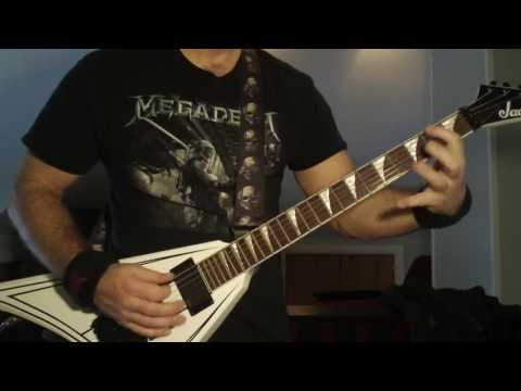 Metallica Moth Into Flame Guitar Lesson