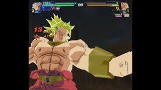 [TAS] Dragon Ball Budokai Tenkaichi 3 - Broly VS Z Fighters