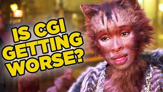 Cats Just Dropped The Worst Trailer In Movie History