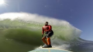 GoPro: Peter Mel Wins Mavericks Invitational 2013!