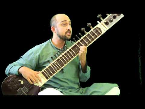 The Instrument:  Sitar