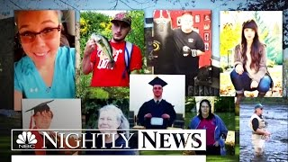 Names of the Nine Victims Killed in Oregon College Shooting Released | NBC Nightly News