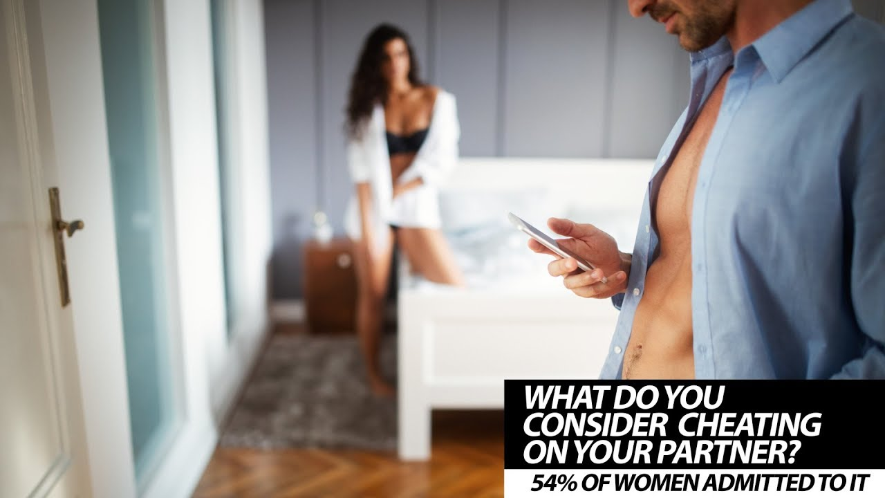 What Do You Consider Cheating On Your Partner? - YouTube
