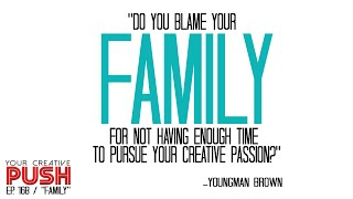 Stop Blaming Your Family