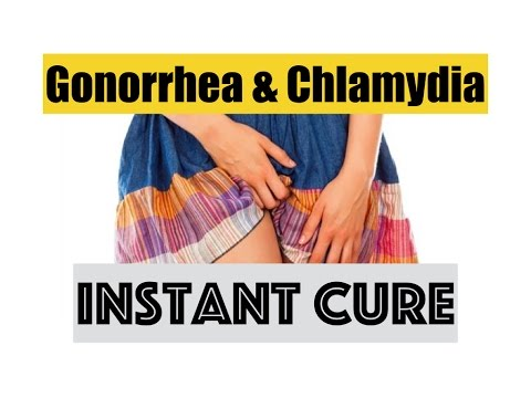 ✔ Get rid of Gonorrhea & Chlamydia naturally, Natural remedies for Gonorrhea & Chlamydia