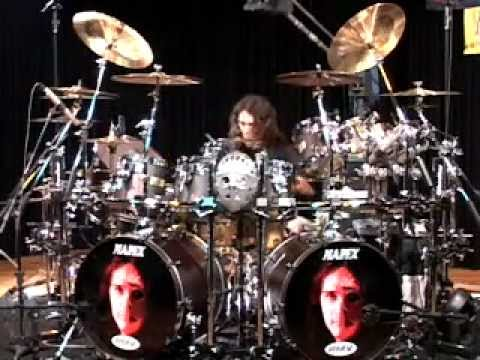 Aquiles Priester - Inside my Drums DVD (COMPLETO)