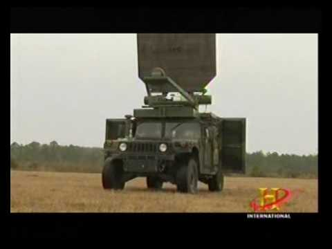 Vehicle-Mounted Active Denial System (V-MADS) - YouTube