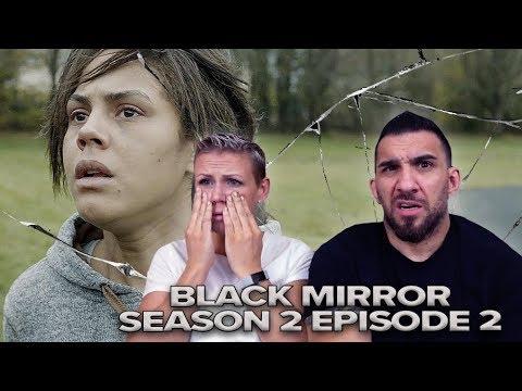Black Mirror 'White Bear' REACTION!!