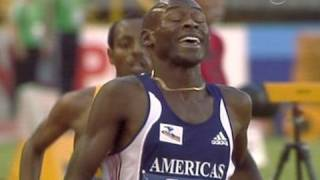 Bernard Lagat with two Continental Cup wins - from Universal Sports
