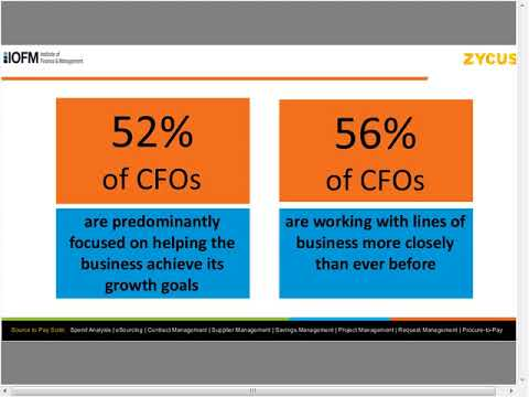 How Accounts Payable and Finance Leaders Can Transform their CFO into a Partner for Automation