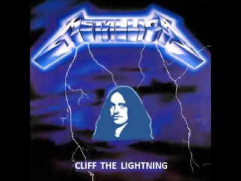 """Metallica- """"Cliff The Lightning"""" Full Album (enhanced/added Bass)"""