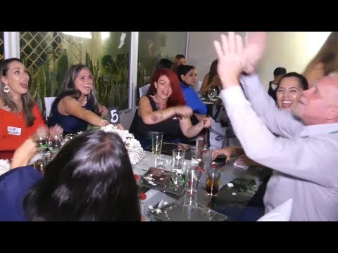 Colombian Women Pack Cali Colombia Speed Dating Event