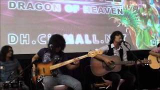 "BUNKFACE LIVE ""Prom Queen"" @ Dragon of Heaven launching event"