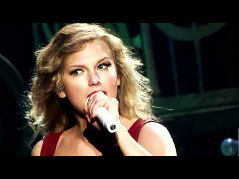 Taylor Swift - Haunted - Speak Now World Tour HD & 3D