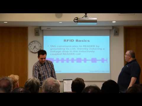 OSHUG 31 — RFIDler: A Software Defined RFID Reader/Writer/Emulator, Adam Laurie & Andy Ritchie.