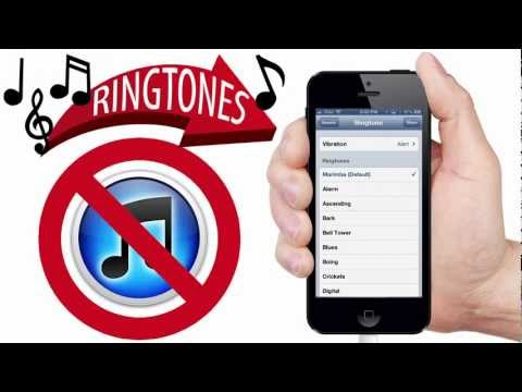 How to Transfer RINGTONES from...