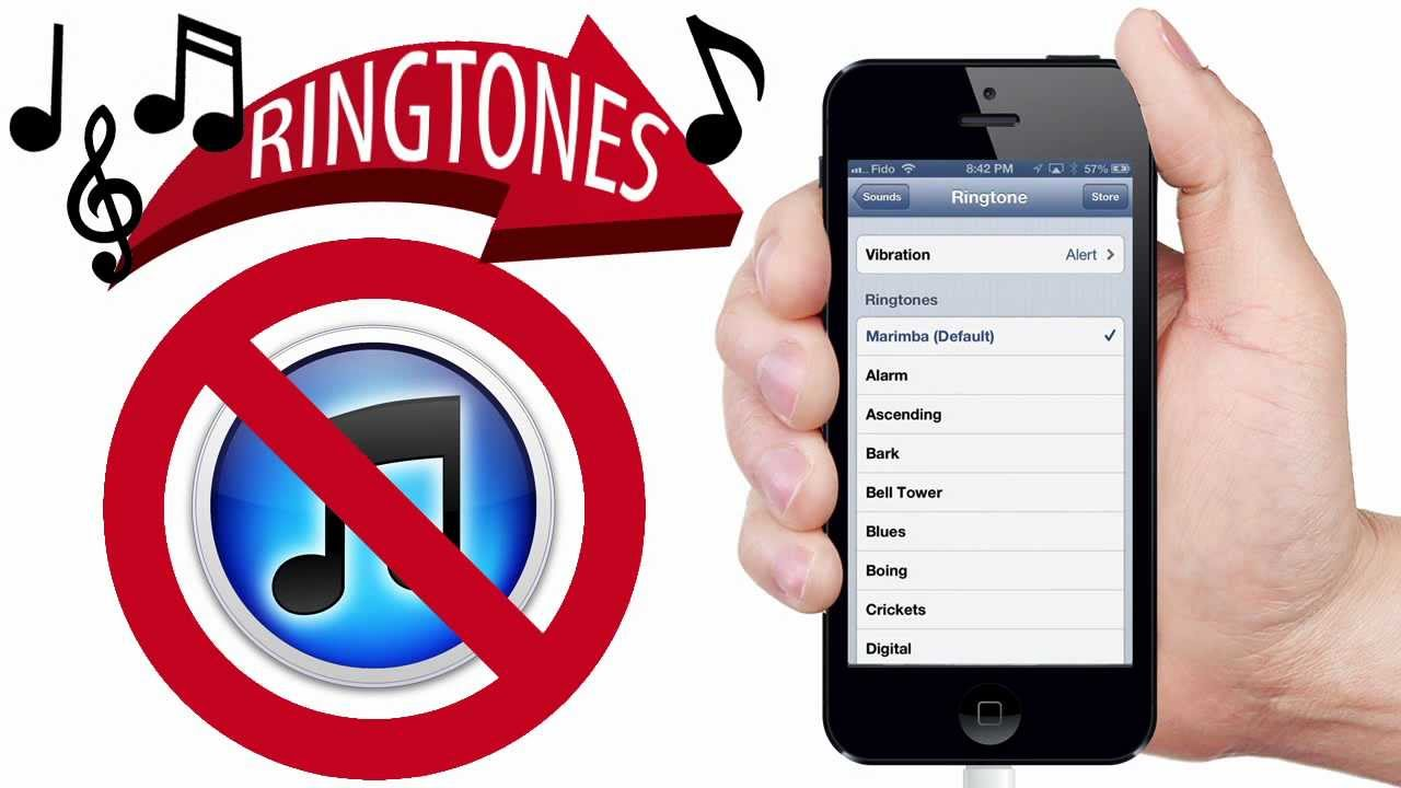 transfer ringtones from computer to iphone
